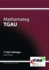 Image for Mathemateg TGAU: Y Llyfr Adolygu, Lefel Uwch