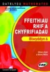 Image for Datblygu Mathemateg: Ffeithiau Rhif a Chyfrifiadau Blwyddyn 6