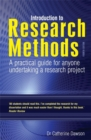 Image for Introduction to research methods  : a practical guide for anyone undertaking a research project