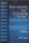 Image for Book-keeping and accounting for the small business  : how to keep the books and maintain financial control over your business