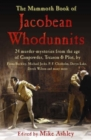 Image for The mammoth book of Jacobean whodunnits