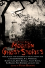 Image for The Mammoth book of modern ghost stories  : great supernatural tales of the twentieth century