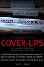 Image for The mammoth book of cover-ups  : an encyclopedia of conspiracy theories