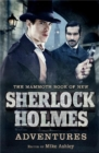 Image for The mammoth book of new Sherlock Holmes adventures