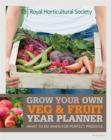 Image for Grow your own veg & fruit year planner