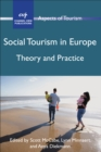 Image for Social tourism in Europe  : theory and practice