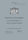 Image for Battle of the Marne 8th-10th September 1914, Tour of the Battlefield