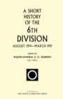 Image for Short History of the 6th Division