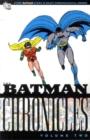 Image for Batman chroniclesVol. 2 : v. 2