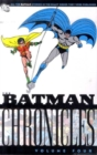 Image for Batman chroniclesVol. 4 : v. 4 : Chronicles