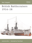 Image for British battlecruisers, 1914-18