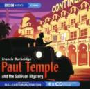 Image for Paul Temple and the Sullivan mystery