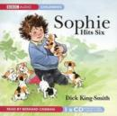 Image for Sophie hits six
