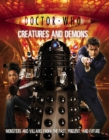Image for Doctor Who creatures and demons