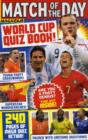 Image for Match of the Day magazine World Cup quiz book