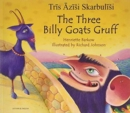 Image for The Three Billy Goats Gruff in Latvian and English