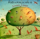 Image for Listen, Listen in Czech and English