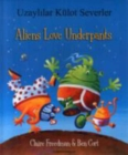 Image for Aliens Love Underpants in Turkish & English