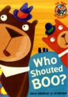 Image for Who shouted boo?