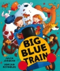 Image for Big blue train