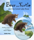 Image for Bear and Turtle and the great lake race