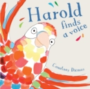 Image for Harold finds a voice