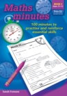 Image for Maths minutes  : 100 minutes to practise and reinforce essential skillsBook 5 : Book 5