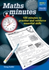 Image for Maths Minutes : Book 6