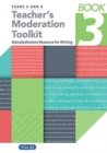 TEACHER'S MODERATION TOOLKIT BOOK THREE by  cover image