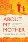 Image for About my mother  : a novel