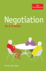 Image for Negotiation  : an A-Z guide