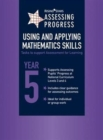 Image for Using and applying mathematics skills  : talks to support assessment for learningYear 5