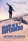 Image for Death of a Superhero
