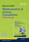 Image for GCSE Mathematics Edexcel 2010: Spec A Foundation ActiveTeach