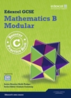 Image for GCSE maths Edexcel 2010: B booster C practice book