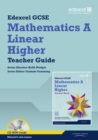 Image for GCSE Mathematics Edexcel 2010: Spec A Higher Teacher Book