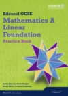 Image for Edexcel GCSE mathematicsA,: Linear foundation