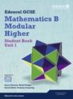 Image for Edexcel GCSE mathematics BHigher: Student book