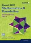Image for Edexcel GCSE mathematics B: Foundation