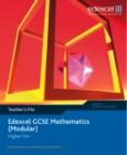 Image for Edexcel GCSE Maths : Modular Higher Teacher File