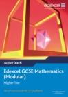 Image for Edexcel GCSE Maths : Modular Higher Active Teach CD-ROM