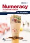 Image for Edexcel ALAN Teacher's Handbook Numeracy Level 2