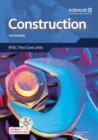 Image for Construction  : BTEC first core units