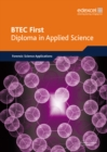 Image for BTEC First Diploma in Applied Science : Forensic Science