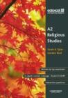 Image for Edexcel A2 Religious Studies