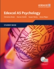 Image for Edexcel AS Psychology Student Book + ActiveBook with CDROM