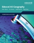 Image for Edexcel AS geography: Student book
