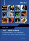 Image for Levels 1 and 2 projects  : level 1 foundation project, level 2 higher project: Student guide