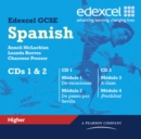 Image for Edexcel GCSE Spanish Higher Audio CDs