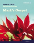 Image for Edexcel GCSE religious studiesUnit 16D,: Marks gospel student book